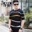 พรีออเดอร์ เสื้อกันหนาว แฟชั่นเกาหลีสำหรับผู้ชายไซส์ใหญ่ อกใหญ่สุด 57.48 นิ้ว แขนยาว เก๋ เท่ห์ - Preorder Large Size Men Korean Hitz Long-sleeved Jacket thumbnail 2