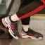 พรีออเดอร์ รองเท้า เบอร์ 39-46 แฟชั่นเกาหลีสำหรับผู้ชายไซส์ใหญ่ เก๋ เท่ห์ - Preorder Large Size Men Korean Hitz Sandal thumbnail 5