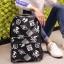 กระเป๋าเป้สะพายหลังสารพัดประโยชน์ สวย ทน เท่ห์ คุณภาพชั้นนำเป็นที่ยอมรับระดับสากล Good quality version of the shoulder bag male Korean version of the backpack men fashion trend thumbnail 4