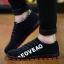 พรีออเดอร์ รองเท้าผ้าใบลำลอง เบอร์ 39-47 แฟชั่นเกาหลีสำหรับผู้ชายไซส์ใหญ่ เบา เก๋ เท่ห์ - Preorder Large Size Men Korean Hitz Sport Shoes thumbnail 2