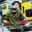 พรีออเดอร์ เสื้อกันหนาว แฟชั่นเกาหลีสำหรับผู้ชายไซส์ใหญ่ มีถึง 8xl อก 59.05 นิ้ว แขนยาว เก๋ เท่ห์ - Preorder Large Size Men Korean Hitz Long-sleeved Jacket thumbnail 2