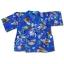 เสื้อจิมเบอิ สีฟ้า ลาย Anpanman S100 thumbnail 1
