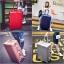 กระเป๋าเดินทางล้อลาก Hefty Hard Suitcase สี Silver thumbnail 3