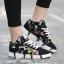 พรีออเดอร์ รองเท้ากีฬา เบอร์ 36-48 แฟชั่นเกาหลีสำหรับผู้ชายไซส์ใหญ่ เบา เก๋ เท่ห์ - Preorder Large Size Men Korean Hitz Sport Shoes thumbnail 4