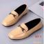 รองเท้าคัทชู ส้นเตี้ย แต่งอะไหล่เรียบเก๋ดูดี ทรงสวย หนังนิ่ม ใส่สบาย แมทสวยได้ทุกชุด (B-21) thumbnail 2