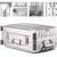 กระเป๋าเดินทางล้อลาก Hefty Hard Suitcase สี Silver thumbnail 6