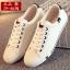 พรีออเดอร์ รองเท้ากีฬา เบอร์ 39-46 แฟชั่นเกาหลีสำหรับผู้ชายไซส์ใหญ่ เบา เก๋ เท่ห์ - Preorder Large Size Men Korean Hitz Sport Shoes thumbnail 1