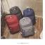 Back pack(กระเป๋าเป้ สะพายหลัง) BA080 สีดำ พร้อมส่ง thumbnail 12