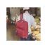 Back pack(กระเป๋าเป้ สะพายหลัง) BA080 สีดำ พร้อมส่ง thumbnail 25