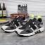 พรีออเดอร์ รองเท้ากีฬา เบอร์ 39-50 แฟชั่นเกาหลีสำหรับผู้ชายไซส์ใหญ่ เบา เก๋ เท่ห์ - Preorder Large Size Men Korean Hitz Sport Shoes thumbnail 3