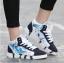 พรีออเดอร์ รองเท้ากีฬา เบอร์ 36-48 แฟชั่นเกาหลีสำหรับผู้ชายไซส์ใหญ่ เบา เก๋ เท่ห์ - Preorder Large Size Men Korean Hitz Sport Shoes thumbnail 5