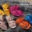 รองเท้าแตะแฟชั่น รัดส้น สไตล์กุชชี่ เนื้อยางนิ่ม ใส่สบาย โดนน้ำได้ แช่น้ำได้ สีไม่ตก งานสีจี๊ด แจ่มๆ งานที่ทุกคนตามหากันมากที่สุดๆๆ น้ำหนักเบา ทำจากยางทั้งชิ้น สามารถแกะมาสลับไข้วสายได้ พื้นหนา ฮิตสุดๆๆ ทำความสะอาดง่าย ใส่ออกมาน่ารัก โดนใจ คนทุกคนแน่นอน ต thumbnail 5