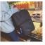 Back pack(กระเป๋าเป้ สะพายหลัง) BA080 สีดำ พร้อมส่ง thumbnail 14