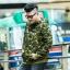 พรีออเดอร์ เสื้อกันหนาว แฟชั่นเกาหลีสำหรับผู้ชายไซส์ใหญ่ มีถึง 8xl อก 59.05 นิ้ว แขนยาว เก๋ เท่ห์ - Preorder Large Size Men Korean Hitz Long-sleeved Jacket thumbnail 1