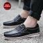 พรีออเดอร์ รองเท้าหนัง เบอร์ 38 -47 แฟชั่นเกาหลีสำหรับผู้ชายไซส์ใหญ่ เก๋ เท่ห์ - Preorder Large Size Men Korean Hitz Sandal thumbnail 3