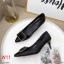 รองเท้าคัทชู ส้นเตี้ย แต่งอะไหล่สวยหรู ทรงสวย หนังนิ่ม งานสวย ส้นสูงประมาณ 2.5 น้ิ้ว ใส่สบาย แมทสวยได้ทุกชุด (K9352) thumbnail 2