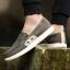 พรีออเดอร์ รองเท้าผ้าใบ เบอร์ 39-48 แฟชั่นเกาหลีสำหรับผู้ชายไซส์ใหญ่ เบา เก๋ เท่ห์ - Preorder Large Size Men Korean Hitz Sport Shoes thumbnail 2
