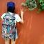 กระเป๋าเป้แฟชั่น MUZMM Flower edition Mini Size thumbnail 2