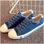 พรีออเดอร์ รองเท้ากีฬา เบอร์ 39-46 แฟชั่นเกาหลีสำหรับผู้ชายไซส์ใหญ่ เบา เก๋ เท่ห์ - Preorder Large Size Men Korean Hitz Sport Shoes thumbnail 2