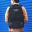 กระเป๋าเป้สะพายหลังสารพัดประโยชน์ สวย ทน เท่ห์ คุณภาพชั้นนำเป็นที่ยอมรับระดับสากล High-quality large-capacity business travel bag shoulder bag personalized leisure backpack men's high school computer bag thumbnail 1