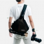 กระเป๋ากล้อง ถ่ายรูป เลนส์ CA004 CADEN K1 CLASSIC BLACK thumbnail 1