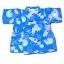 เสื้อจิมเบอิ สีฟ้า ลาย Shinkansen S100 thumbnail 1