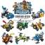 เลโก้จีน SD.9148-9155 ชุด City Rescue Team