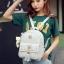 Fashion Korea PU set 4 ใบ (สีเทาอ่อน) thumbnail 15