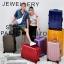 กระเป๋าเดินทางล้อลาก Hefty Hard Suitcase สี Silver thumbnail 4