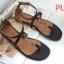 รองเท้าแตะแฟชั่น แบบหนีบ รัดส้น แต่งอะไหล่ ysl ด้านหน้าสไตล์อีฟแซง ทรงสวย ใส่สบาย แมทสวยได้ทุกชุด thumbnail 1
