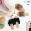 รองเท้าแตะแฟชั่น แบบสวม แต่งขนเฟอร์ฟูนิ่มสวยเก๋น่ารัก งานสวย ใส่สบาย แมทสวยได้ทุกชุด (A02) thumbnail 5