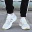 พรีออเดอร์ รองเท้า เบอร์ 39-46 แฟชั่นเกาหลีสำหรับผู้ชายไซส์ใหญ่ เก๋ เท่ห์ - Preorder Large Size Men Korean Hitz Sandal thumbnail 3