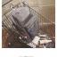 Back pack(กระเป๋าเป้ สะพายหลัง) BA080 สีดำ พร้อมส่ง thumbnail 40