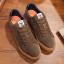 พรีออเดอร์ รองเท้ากีฬา เบอร์ 45-47 แฟชั่นเกาหลีสำหรับผู้ชายไซส์ใหญ่ เบา เก๋ เท่ห์ - Preorder Large Size Men Korean Hitz Sport Shoes thumbnail 3
