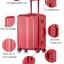 กระเป๋าเดินทางล้อลาก Hefty Hard Suitcase สี Silver thumbnail 5