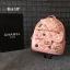 กระเป๋าเป้แฟชั่น สไตล์ชาแนล 10 นิ้ว แต่งอะไหล่หมุด เข็มกลัดสุดเก๋ สะพายสวยได้ทุกชุด thumbnail 4