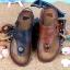 พรีออเดอร์ รองเท้าแตะ เบอร์ 36-47 แฟชั่นเกาหลีสำหรับผู้ชายไซส์ใหญ่ เก๋ เท่ห์ - Preorder Large Size Men Korean Hitz Sandal thumbnail 3