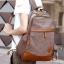 กระเป๋าเป้สะพายหลังสารพัดประโยชน์ สวย ทน เท่ห์ คุณภาพชั้นนำเป็นที่ยอมรับระดับสากล Japanese and Korean version of the retro leisure shoulder bag travel bag thumbnail 7