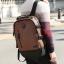 กระเป๋าเป้สะพายหลังสารพัดประโยชน์ สวย ทน เท่ห์ คุณภาพชั้นนำเป็นที่ยอมรับระดับสากล High-quality tide brand men's computer shoulder bag European and American style high-capacity travel bag backpack Japanese waterproof bag thumbnail 1