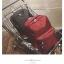 Back pack(กระเป๋าเป้ สะพายหลัง) BA080 สีดำ พร้อมส่ง thumbnail 16