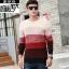 พรีออเดอร์ เสื้อกันหนาว แฟชั่นเกาหลีสำหรับผู้ชายไซส์ใหญ่ อกใหญ่สุด 57.48 นิ้ว แขนยาว เก๋ เท่ห์ - Preorder Large Size Men Korean Hitz Long-sleeved Jacket thumbnail 9