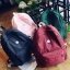 กระเป๋าเป้สะพายหลังสารพัดประโยชน์ สวย ทน เท่ห์ คุณภาพชั้นนำเป็นที่ยอมรับระดับสากล basic mini bag Backpack Japanese and Korean version of the tide college wind student travel backpack small fresh thumbnail 1