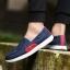 พรีออเดอร์ รองเท้าผ้าใบ เบอร์ 39-48 แฟชั่นเกาหลีสำหรับผู้ชายไซส์ใหญ่ เบา เก๋ เท่ห์ - Preorder Large Size Men Korean Hitz Sport Shoes thumbnail 3