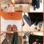 รองเท้าแตะแฟชั่น แบบสวม คาดหน้าสไตล์แอร์เมสสวยเรียบเก๋ หนังนิ่ม พื้นนิ่ม งานสวย ใส่สบาย แมทสวยได้ทุกชุด (DD22) thumbnail 4