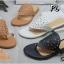 รองเท้าแตะแฟชั่น แบบหนีบ แต่งฉลุลายสวยเรียบเก๋สไตล์แอร์เมส หนังนิ่ม งานสวย ใส่สบาย แมทสวยได้ทุกชุด thumbnail 4