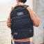 กระเป๋าเป้สะพายหลังสารพัดประโยชน์ สวย ทน เท่ห์ คุณภาพชั้นนำเป็นที่ยอมรับระดับสากล High-quality large-capacity business travel bag shoulder bag personalized leisure backpack men's high school computer bag thumbnail 2