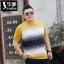พรีออเดอร์ เสื้อกันหนาว แฟชั่นเกาหลีสำหรับผู้ชายไซส์ใหญ่ อกใหญ่สุด 57.48 นิ้ว แขนยาว เก๋ เท่ห์ - Preorder Large Size Men Korean Hitz Long-sleeved Jacket thumbnail 1