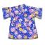 เสื้อจิมเบอิ สีน้ำเงิน ลายพัด S95 thumbnail 1