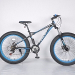 Fatbike Mascot SN007 เฟรมอลูมิเนียม เกียร์ 21 สปีด