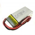 แบตเตอรี่ 1500mAh 7.4V (ปลั๊ก T)